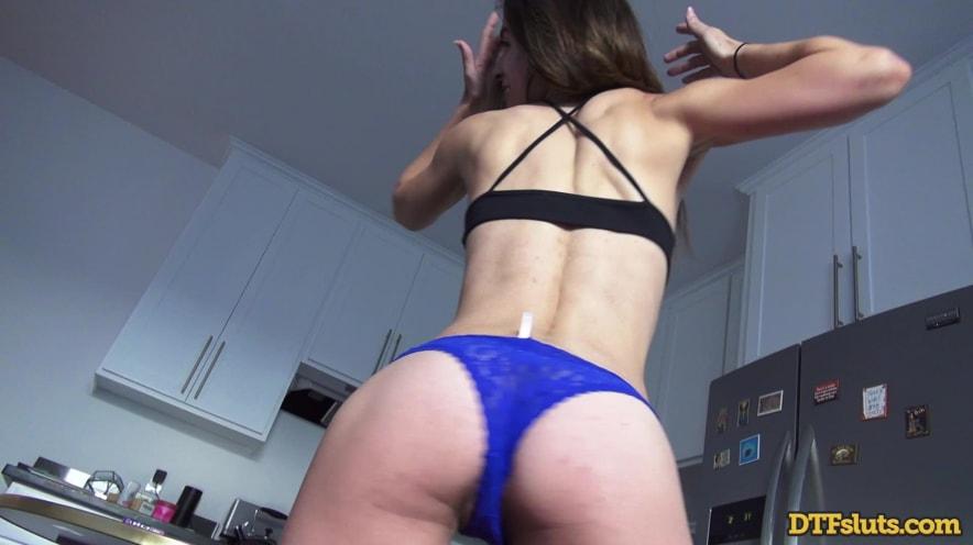 Abbie Maley: Workout Gym Slut