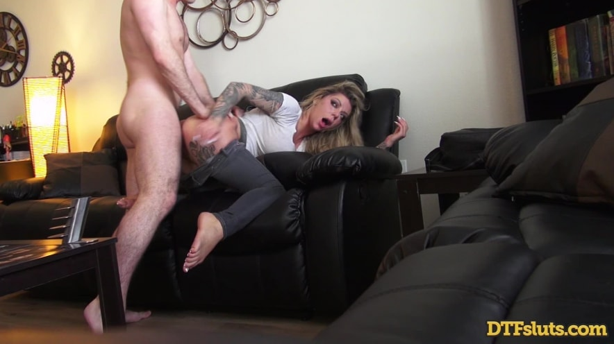 Karma Rx Tries to Manifest a Cock in Her Holes